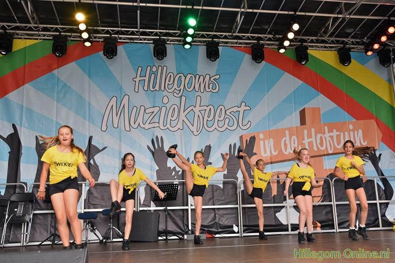 180609 - Hillegoms Muziekfeest middag