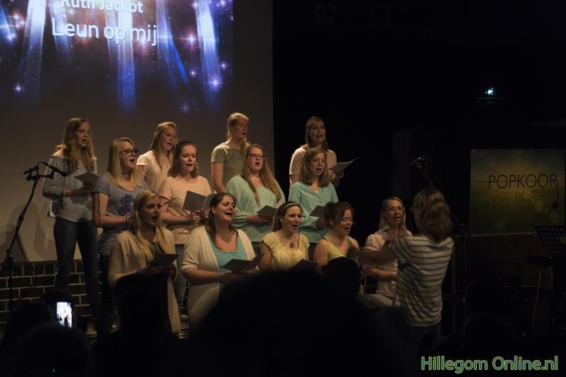 180623 - concert Popkoor Hillegom