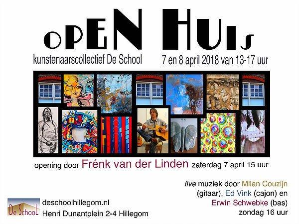 Open Huis De School @ De School | Hillegom | Zuid-Holland | Nederland