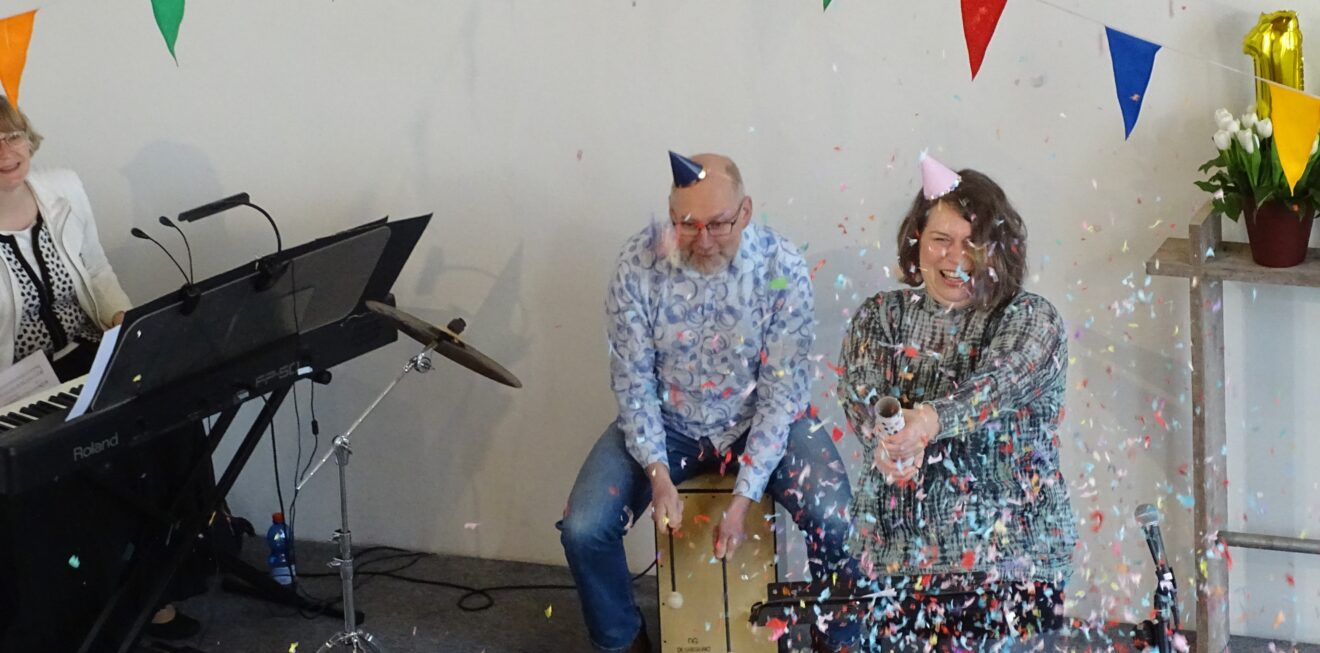 Open Hof viert eeuw feest