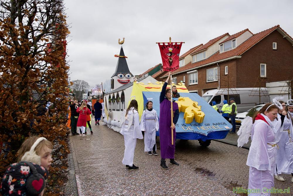 Carnavalsoptocht De Zilk 2019