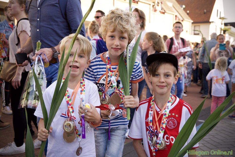 Medailles bij de Avondvierdaagse