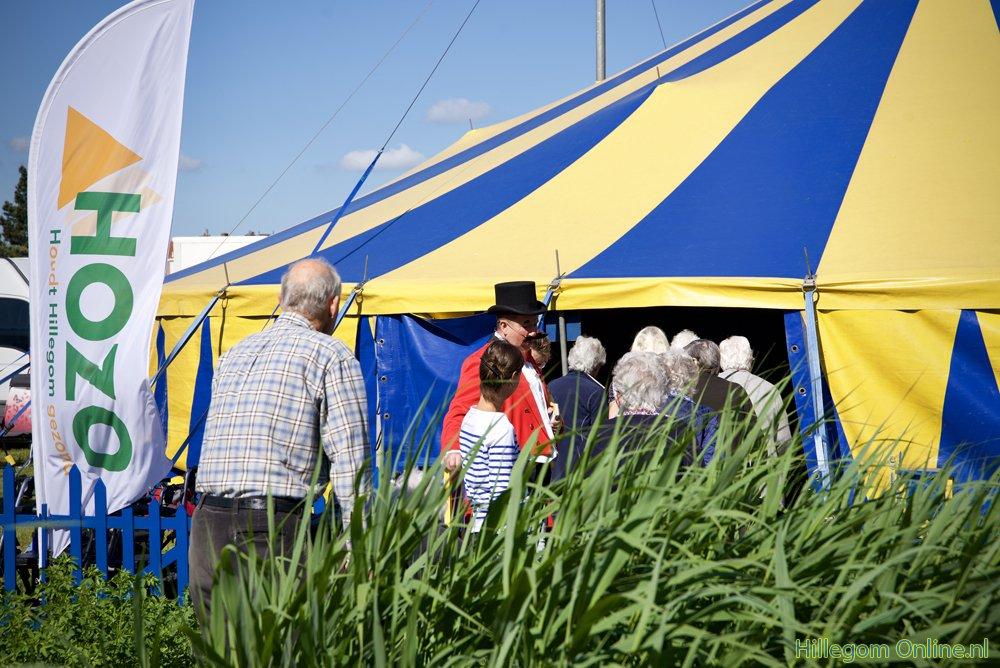 Circus bij Hozo
