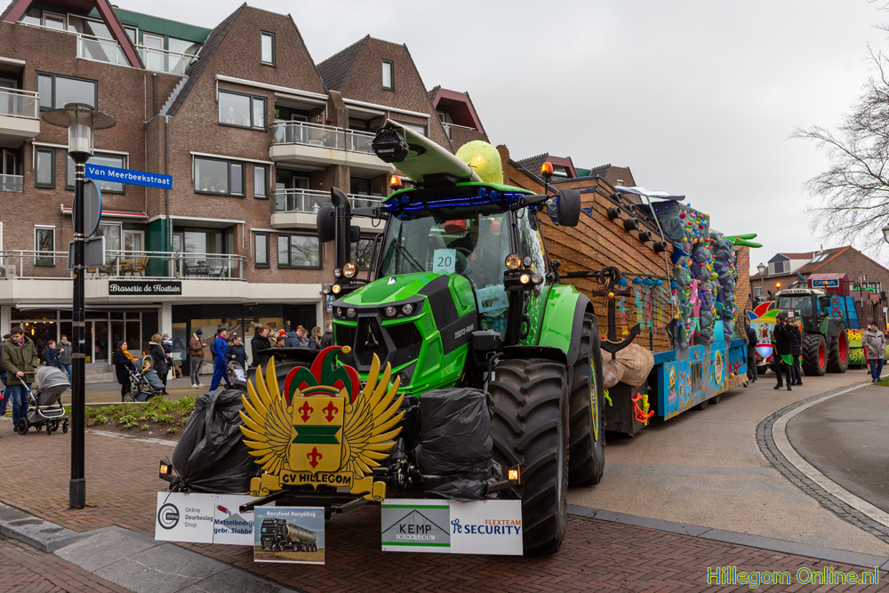 Carnavalsoptocht voor kinderen 2020