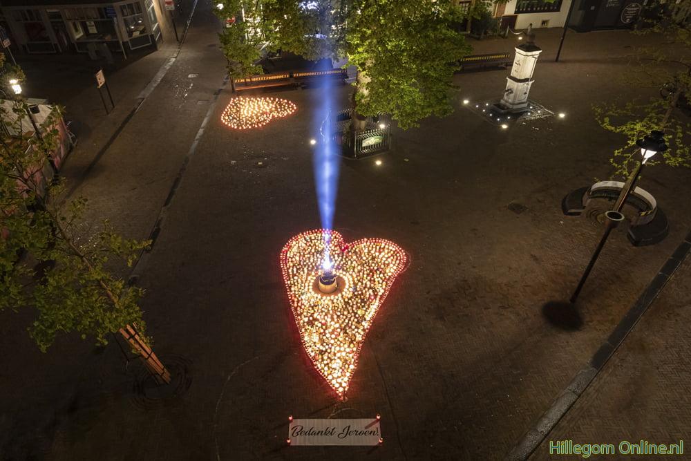 Video: Kaarsen voor Jeroen Muller