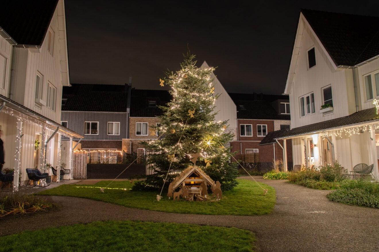 Prijsuitreiking Kerstlichtjesactie