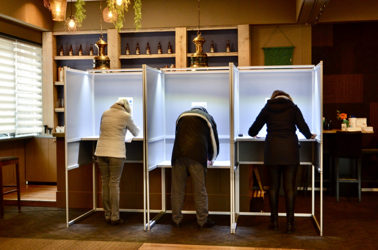 Verkiezingsuitslag Hillegom