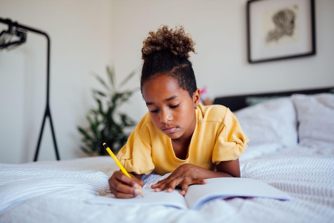 Schrijfwedstrijd voor de Kinderboekenweek