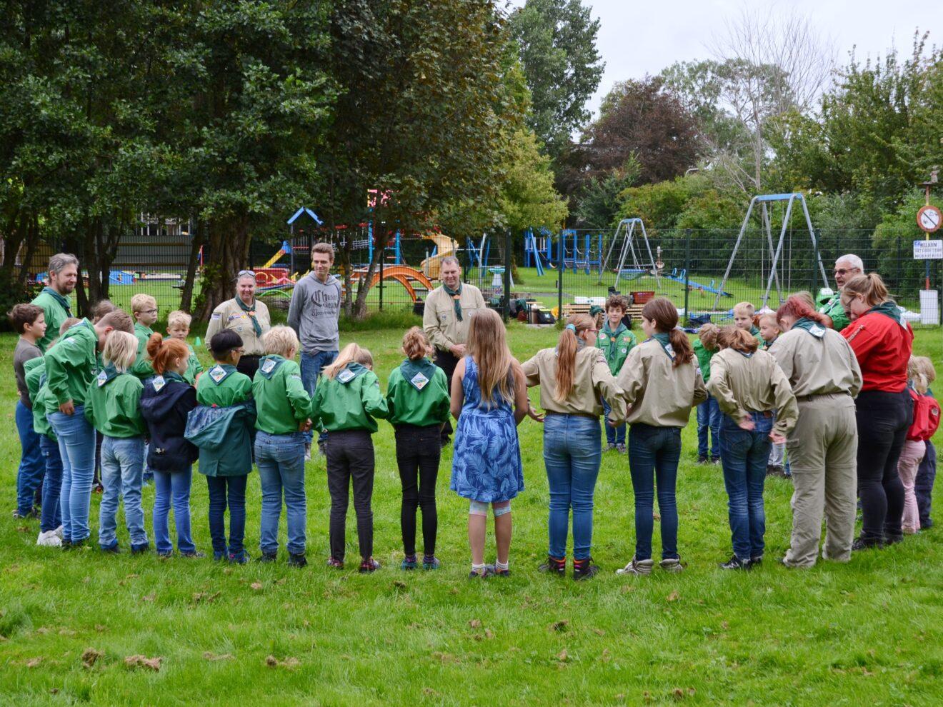 Nieuwe locatie Scouting Hyllenkem