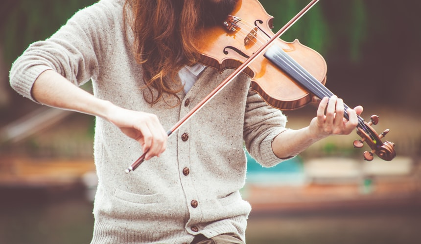 Hillegomse Muziekschool open dag