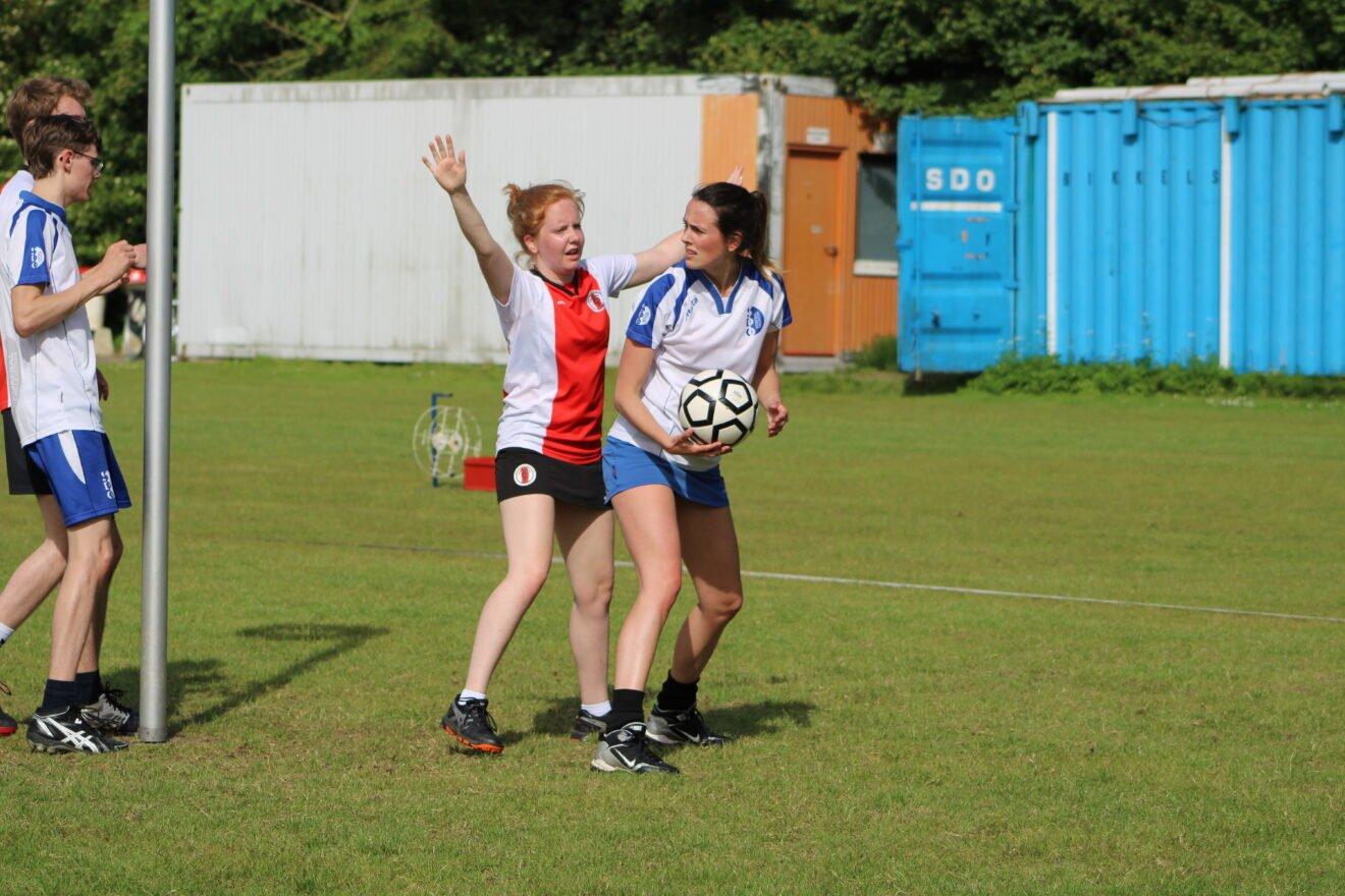 SDO korfbal organiseert leuke zomeractiviteiten