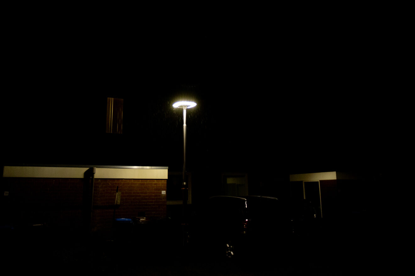 Veel donkere straten in Hillegom door storingen