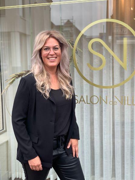 Haaratelier 'Salon de Ville' in Hillegom wordt zaterdag op bijzondere wijze geopend
