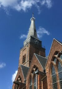 Maartenskerk open tijdens Open Monumentendag 2021
