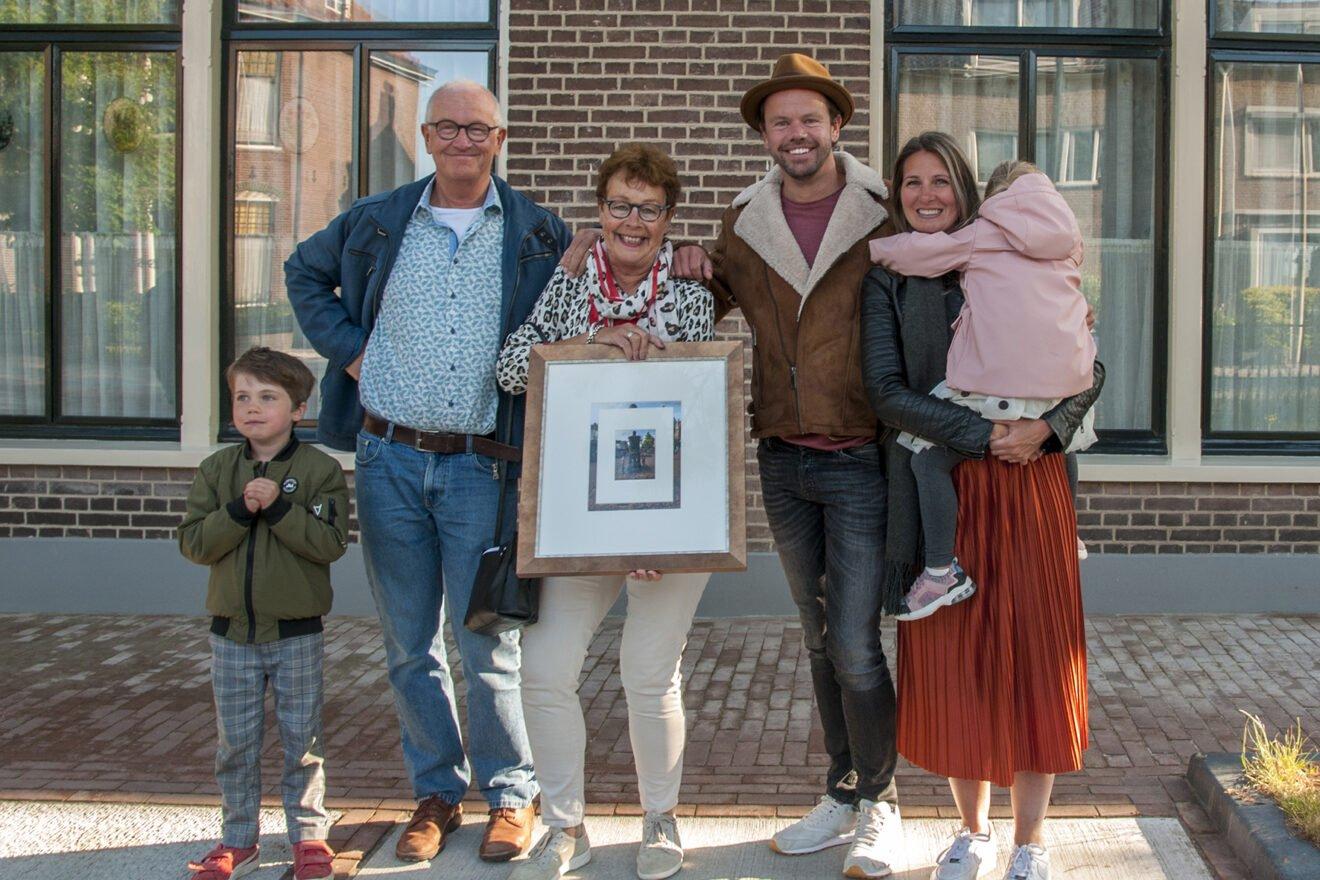 Joke Stevens wint fotowedstrijd Frans Out-galerij