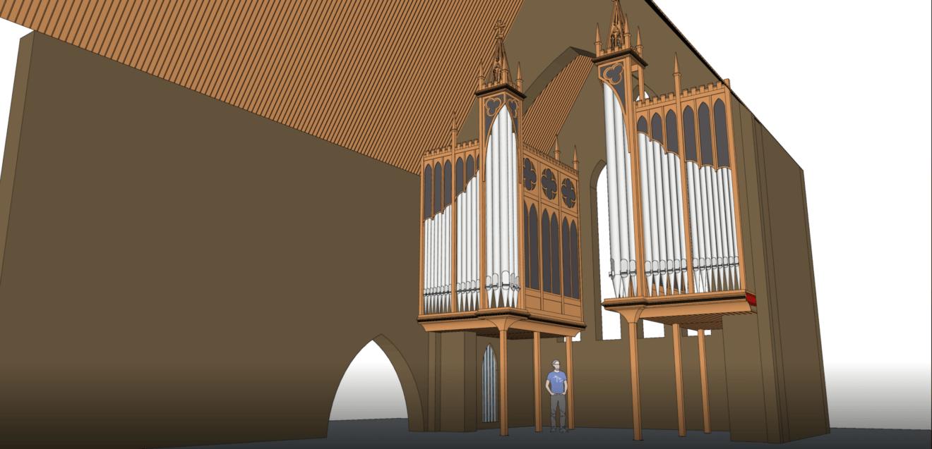 Inzamelingsactie voor nieuwe orgel Jozef en Martinuskerk, nog €125.000 nodig