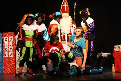 Sinterklaasvoorstelling @ Kulturele Raad Hillegom | Hillegom | Zuid-Holland | Nederland