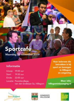 Sportcafé @ Fioretti College Hillegom
