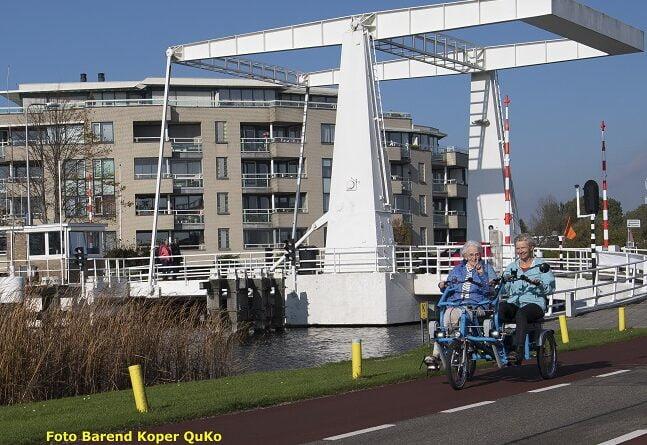 Fietsmaatjes gaan weer fietsen