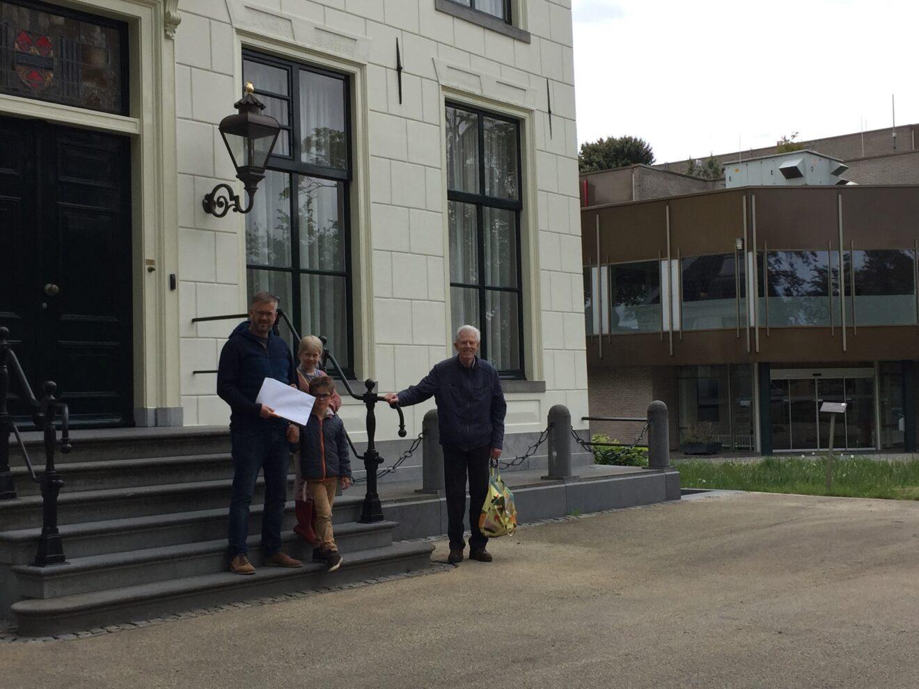 Burgerinitiatief minder CO2 ingediend bij gemeente Hillegom