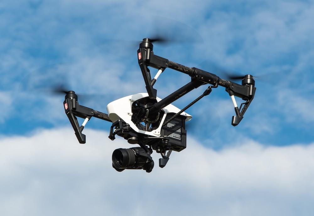 Drones ingezet voor handhaving