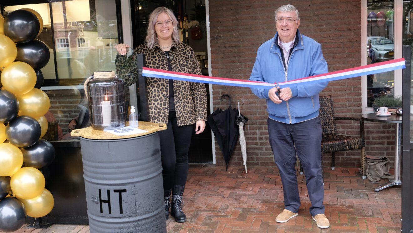 Opening brasserie de Houttuin