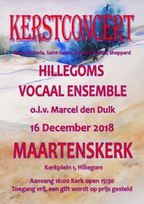 Kerstconcert in de Maartenskerk @ Maartenskerk | Hillegom | Zuid-Holland | Nederland