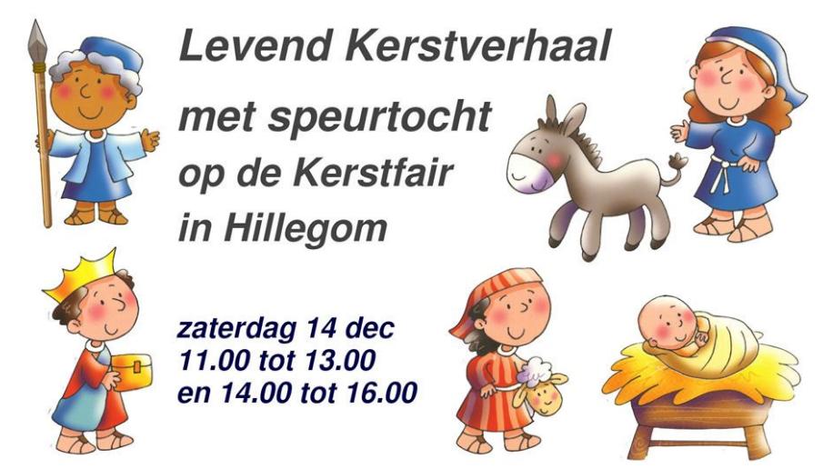 Levend Kerstverhaal @ Hoofdstraat | Hillegom | Zuid-Holland | Nederland