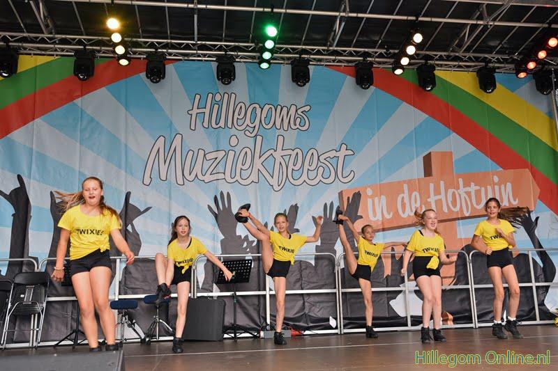 Hillegoms Muziekfeest 2018 middagprogramma