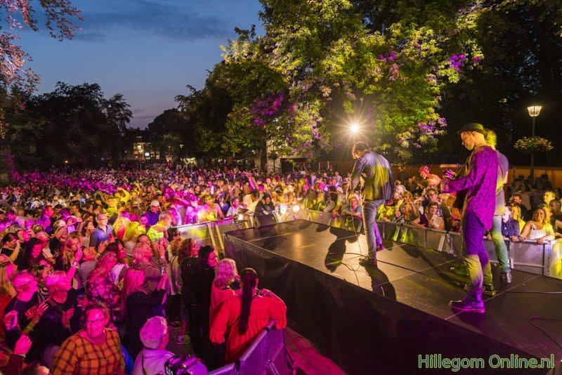 Line-up Hillegoms Muziekfeest 2019