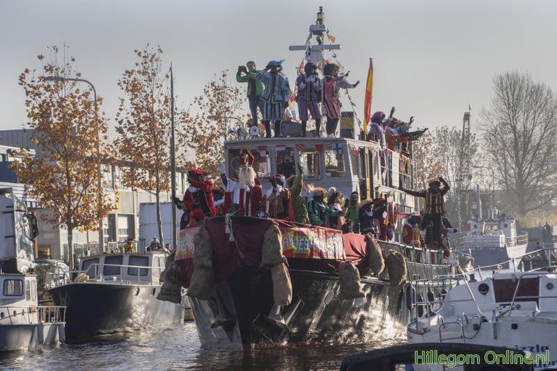 Sinterklaasintocht 2018