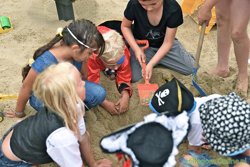 Piratendag bij speeltuin Kindervreugd