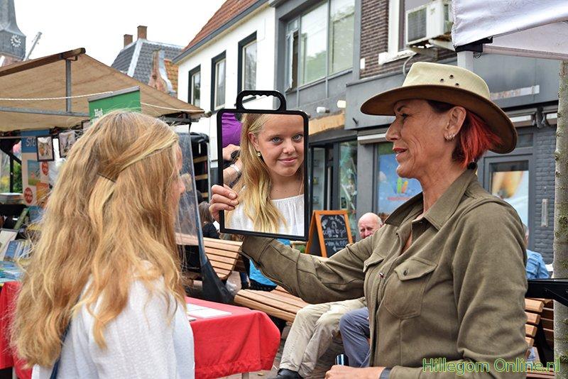 Foto's op Hillegom Online expositie