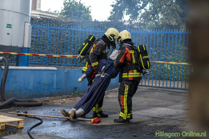 Brandweer Hillegom opzoek naar vrijwilligers