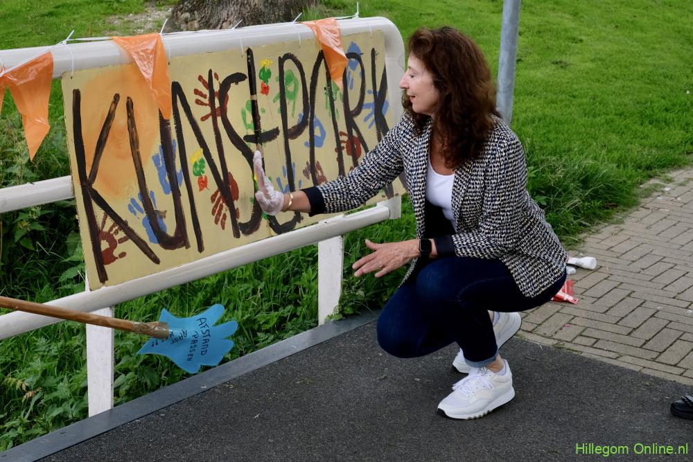 Kunst in Elsbroekpark