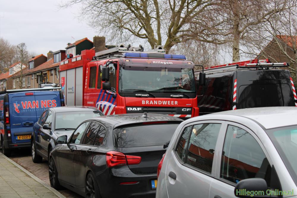 Brandweer Hillegom veel last van foutparkeerders