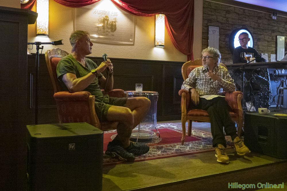 Murphy's talk met Frénk van der Linden en Rob van Looy