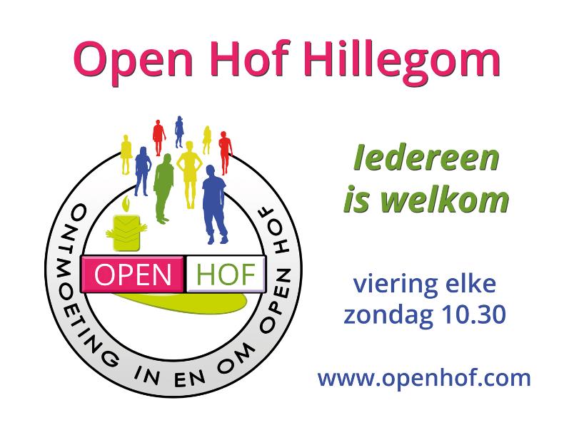 Start nieuw seizoen Open Hof Hillegom