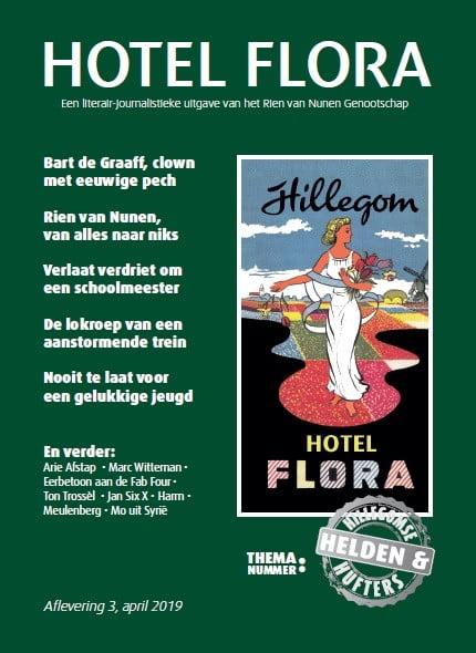 Presentatie magazine Hotel Flora 3