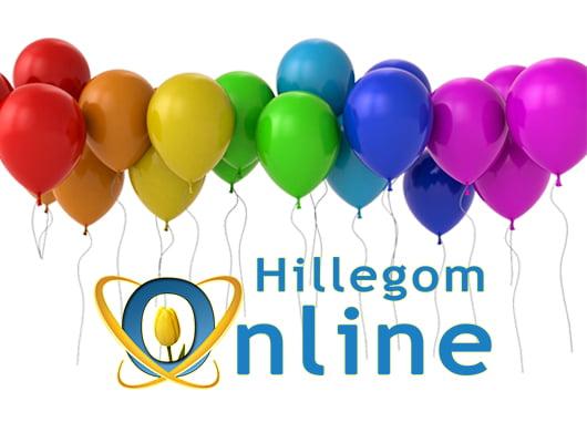 Hillegom Online bestaat 9 jaar