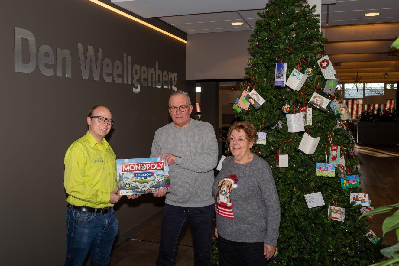 Winnaar Hillegoms Monopolyspel